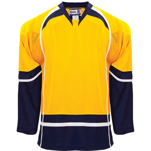 Premium Team Jersey: Nashville Predators Yellow - Canadian Jersey Superstore