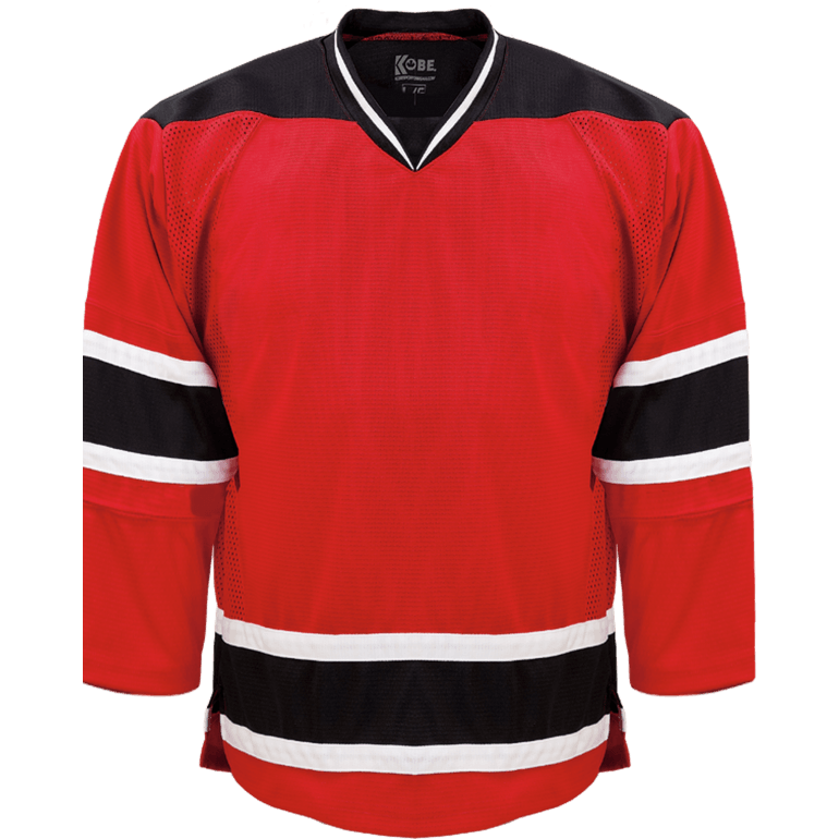 Premium Team Jersey: New Jersey Devils Red - Canadian Jersey Superstore