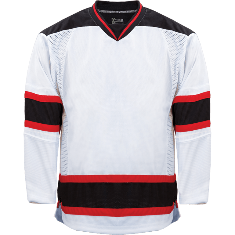 Premium Team Jersey: New Jersey Devils White - Canadian Jersey Superstore