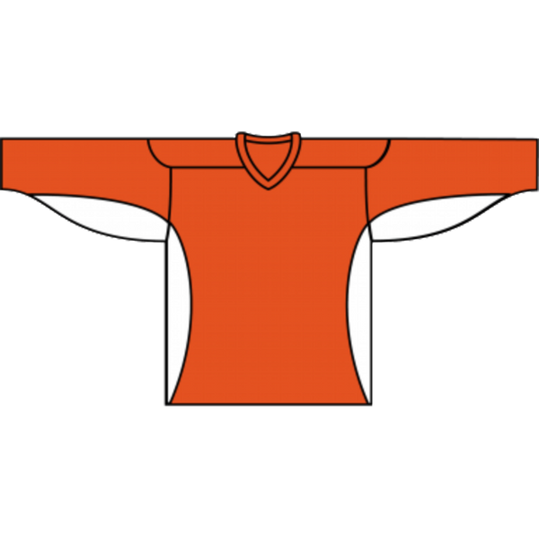 Value Practice Jersey: Orange - Canadian Jersey Superstore