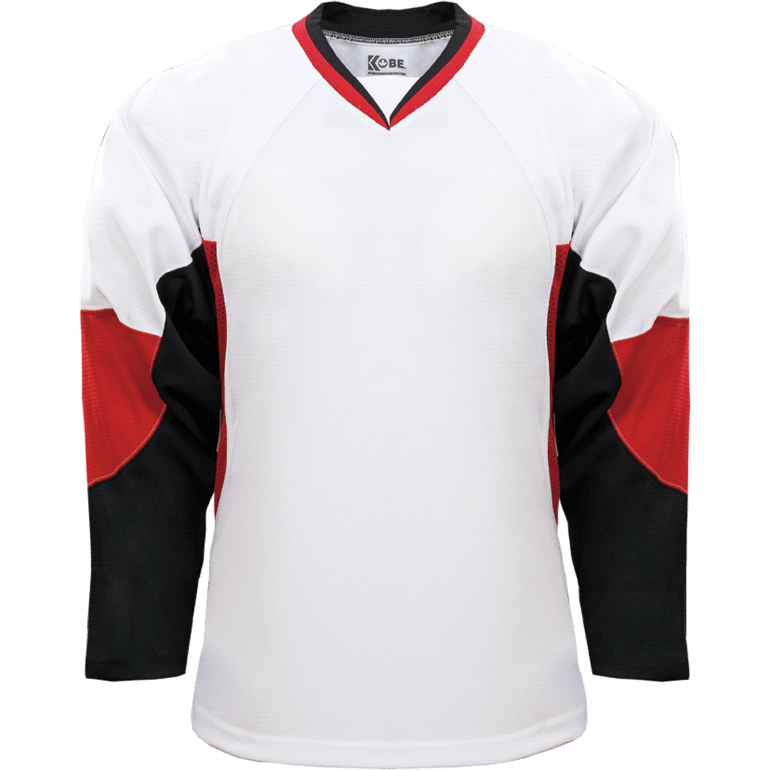Premium Team Jersey: Ottawa Senators White - Canadian Jersey Superstore