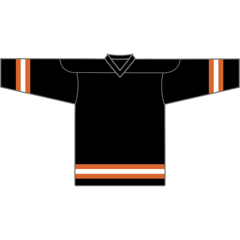 Value Team Jersey: Philadelphia Flyers Black - Canadian Jersey Superstore