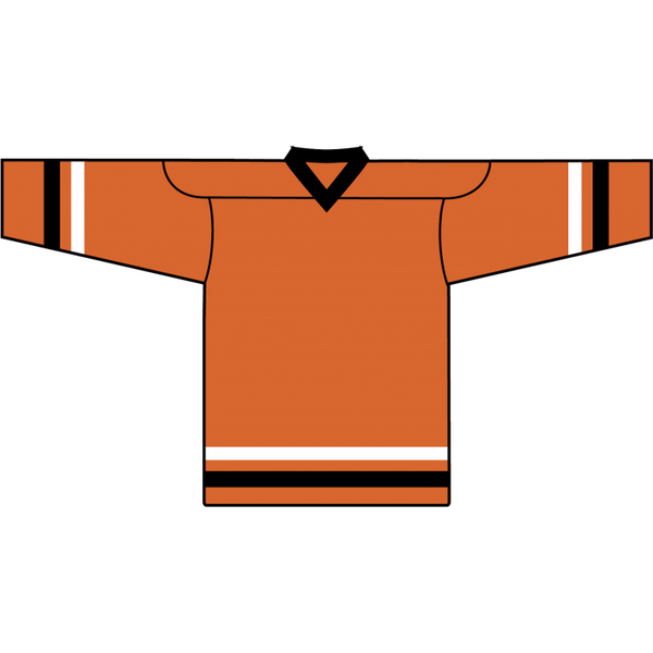 Value Team Jersey: Philadelphia Flyers Orange - Canadian Jersey Superstore