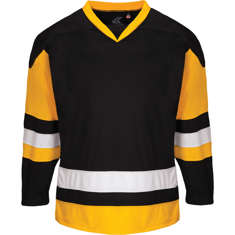 Premium Team Jersey: Pittsburgh Penguins Alternate Black