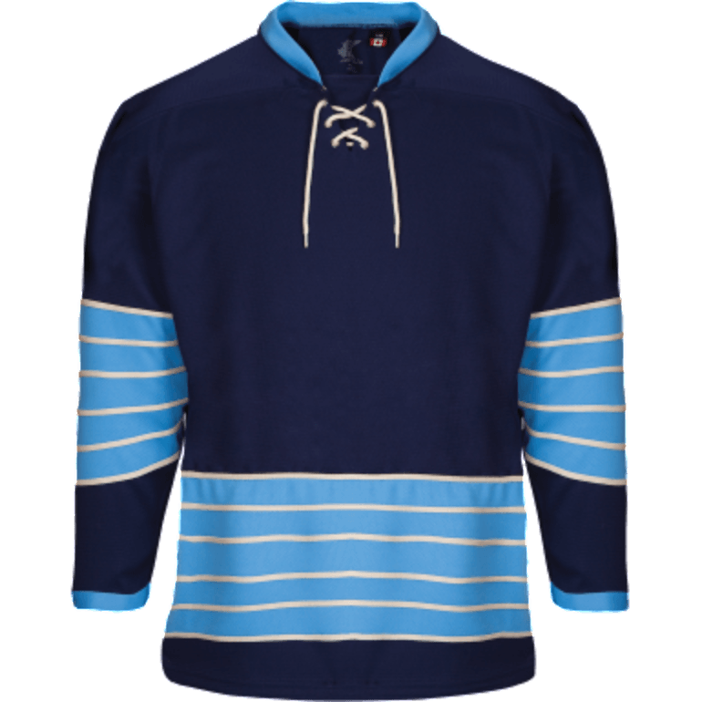 Premium Team Jersey: Pittsburgh Penguins Alternate Baby Powder Blue