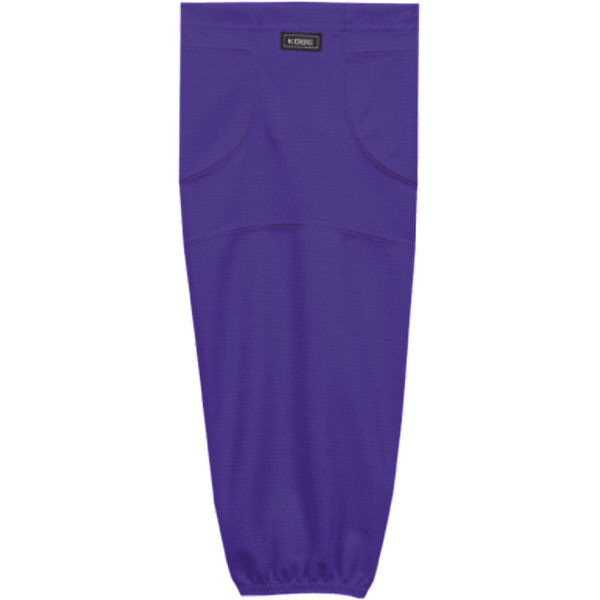 Premium Solid Colour Socks: Purple - Canadian Jersey Superstore