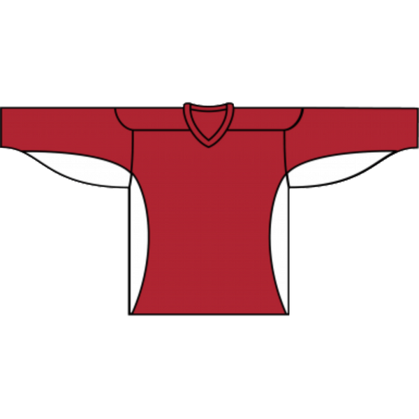 Value Practice Jersey: Red - Canadian Jersey Superstore