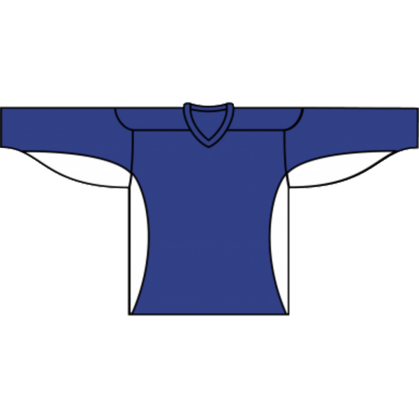 Value Practice Jersey: Royal Blue - Canadian Jersey Superstore