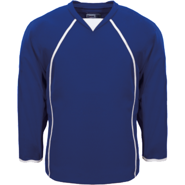 Premium Practice Jersey: Royal Blue - Canadian Jersey Superstore