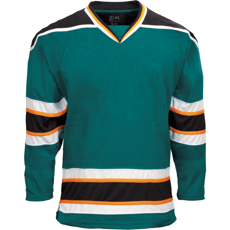 Premium Team Jersey: San Jose Sharks 2007-13 Teal - Canadian Jersey Superstore