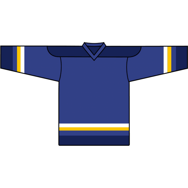 Value Team Jersey: St. Louis Blues Blue - Canadian Jersey Superstore
