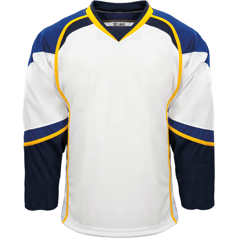 Premium Team Jersey: St. Louis Blues White - Canadian Jersey Superstore