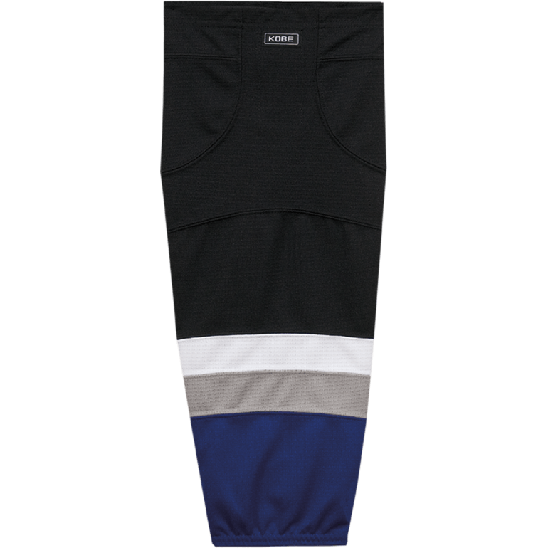 Premium NHL Pattern Socks: Tampa Bay Lightning Black - Canadian Jersey Superstore