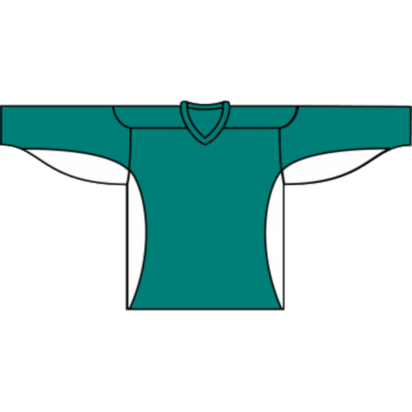 Value Practice Jersey: Teal - Canadian Jersey Superstore