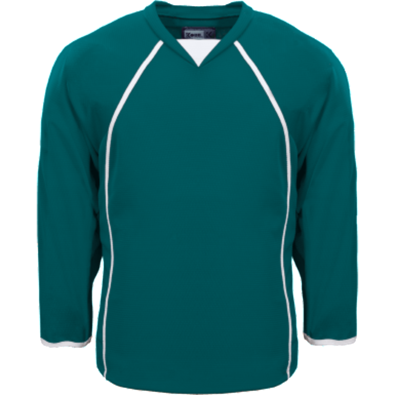 Premium Practice Jersey: Teal - Canadian Jersey Superstore