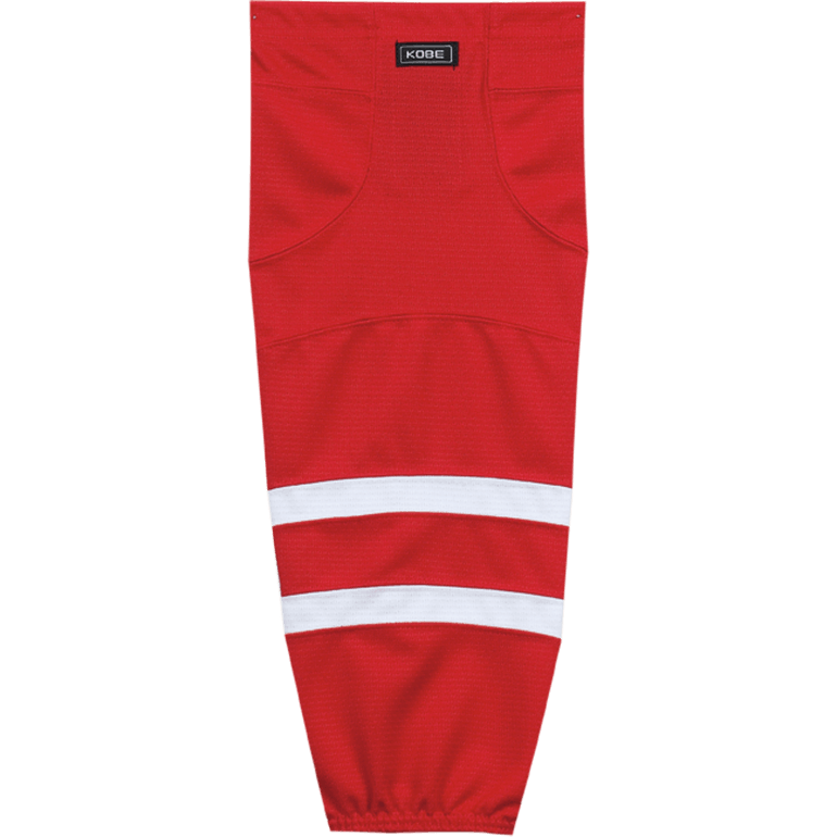 Premium NHL Pattern Socks: Team Canada Red - Canadian Jersey Superstore