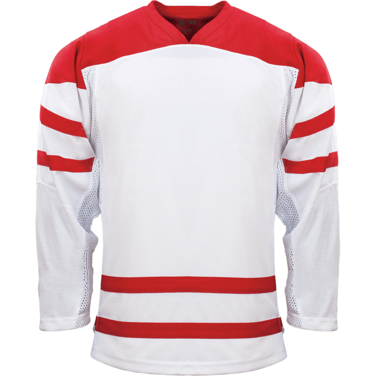 Premium Team Jersey: Team Canada White - Canadian Jersey Superstore