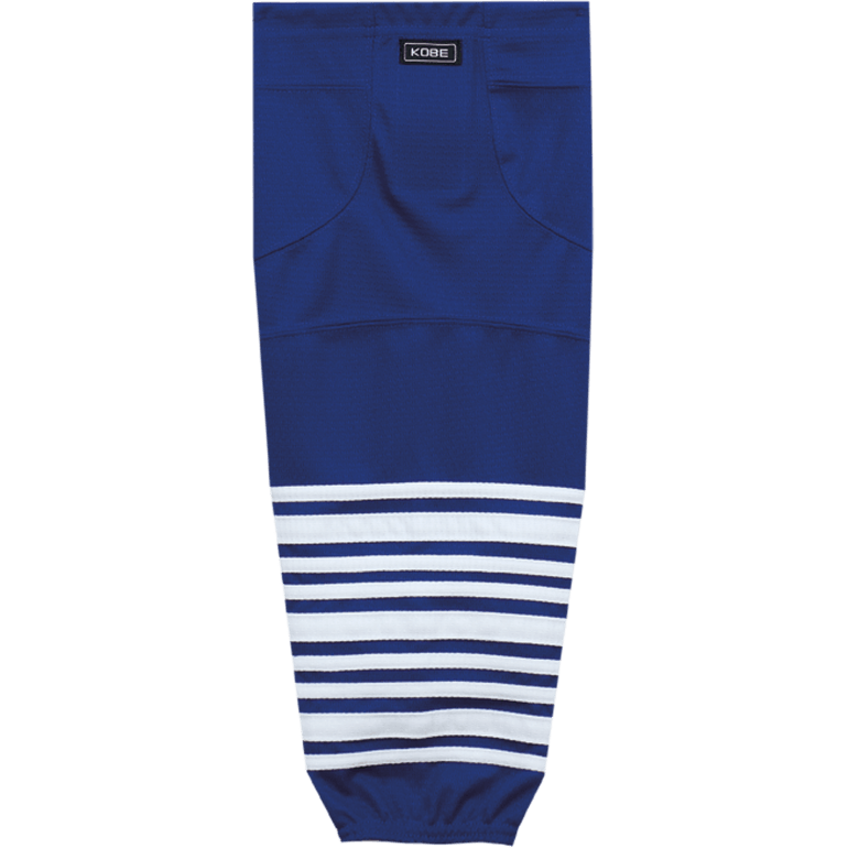 Premium NHL Pattern Socks: Toronto Maple Leafs Blue - Canadian Jersey Superstore