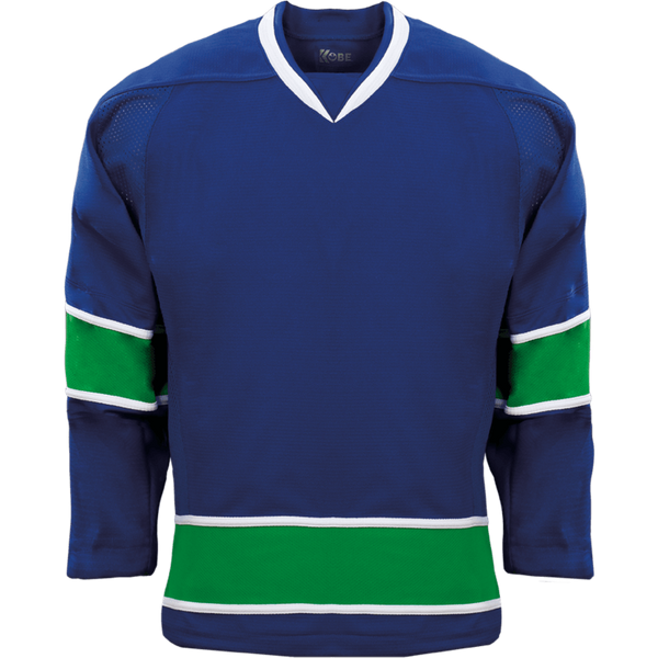 Premium Team Jersey: Vancouver Canucks Blue - Canadian Jersey Superstore