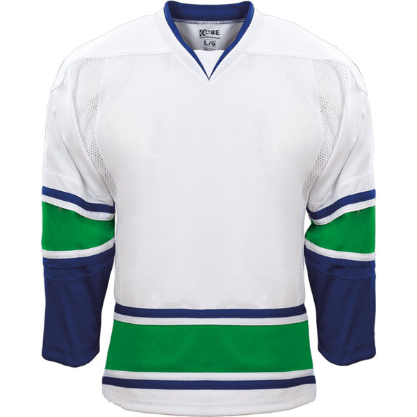 Premium Team Jersey: Vancouver Canucks White - Canadian Jersey Superstore