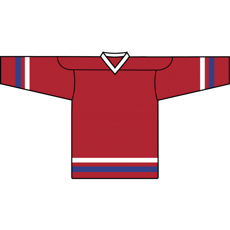 Value Team Jersey: Montreal Canadiens Red - Canadian Jersey Superstore