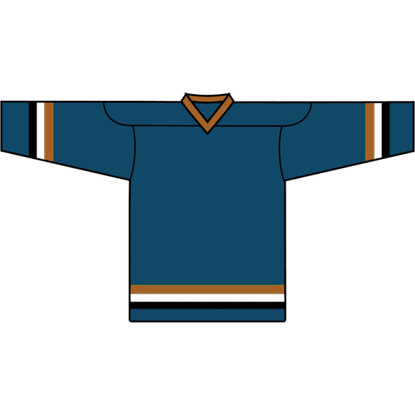 Value Team Jersey: Washington Capitals 1995 Blue - Canadian Jersey Superstore