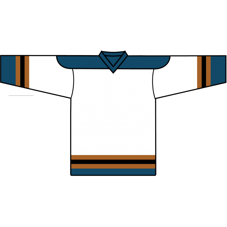 Value Team Jersey: Washington Capitals 1995 White - Canadian Jersey Superstore