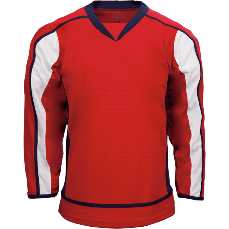 Premium Team Jersey: Washington Capitals Red - Canadian Jersey Superstore