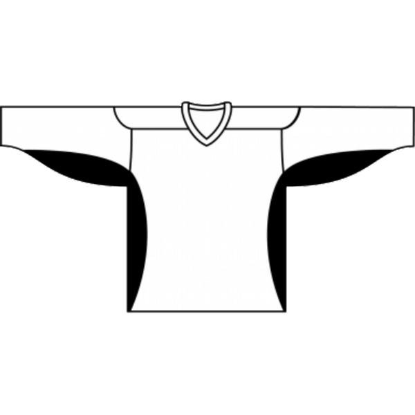 Value Practice Jersey: White - Canadian Jersey Superstore