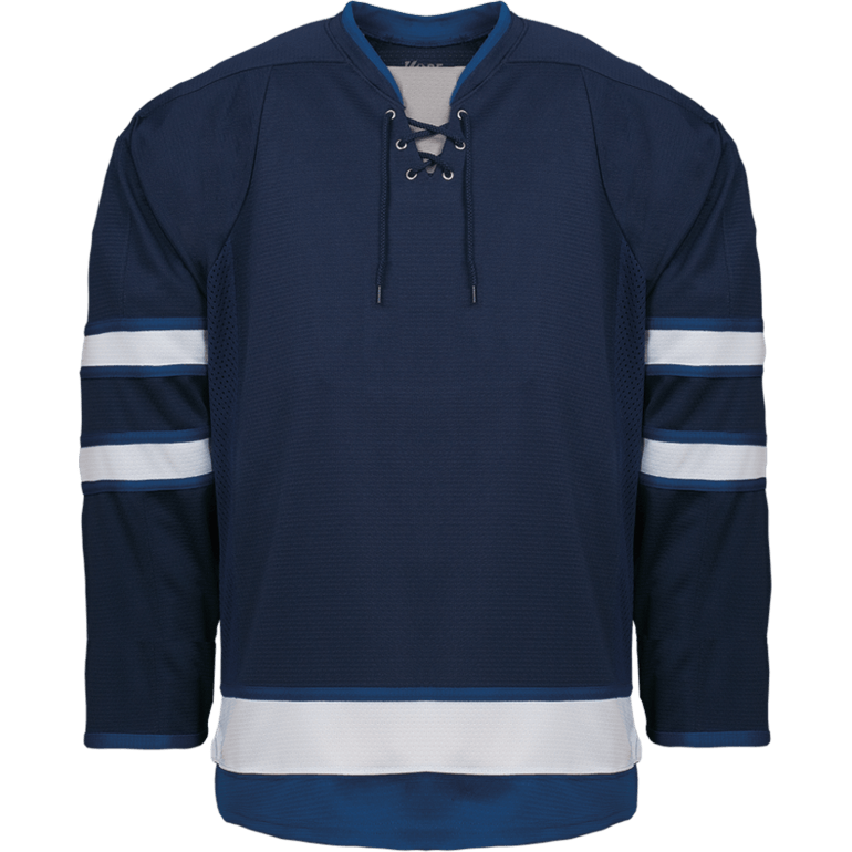 Premium Team Jersey: Winnipeg Jets Navy - Canadian Jersey Superstore