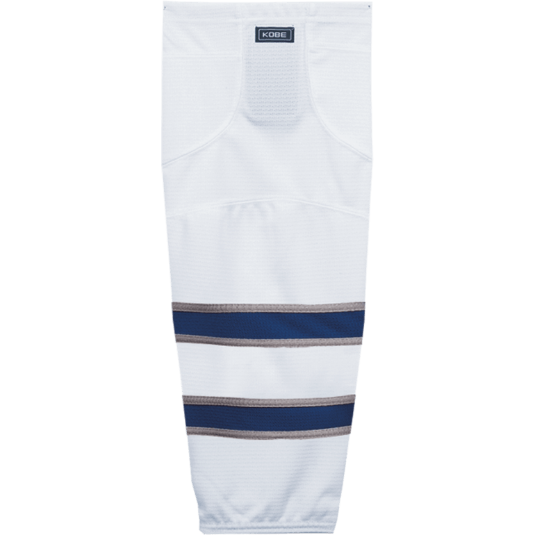 Premium NHL Pattern Socks: Winnipeg Jets White - Canadian Jersey Superstore