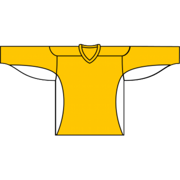 Value Practice Jersey: Yellow - Canadian Jersey Superstore