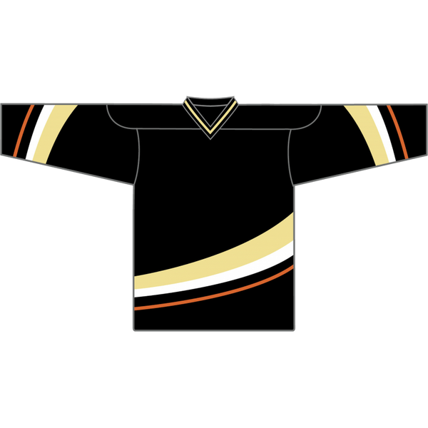 Retro Team Jersey: Anaheim Ducks 2006 Black - Canadian Jersey Superstore