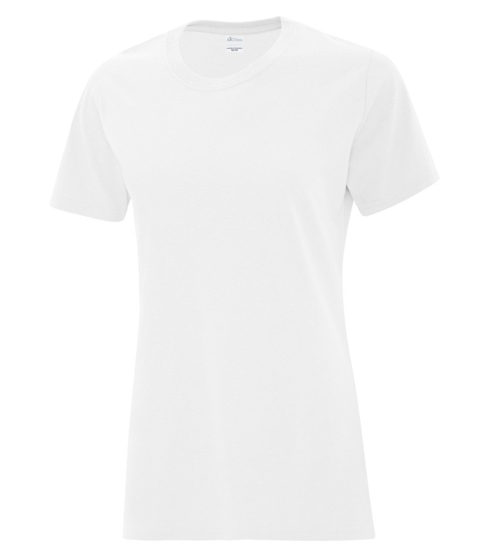 Basic T-Shirt: Women's Cut