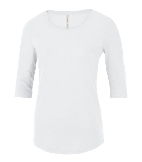 Premium T-Shirt: Women's Cut 3/4 Sleeve