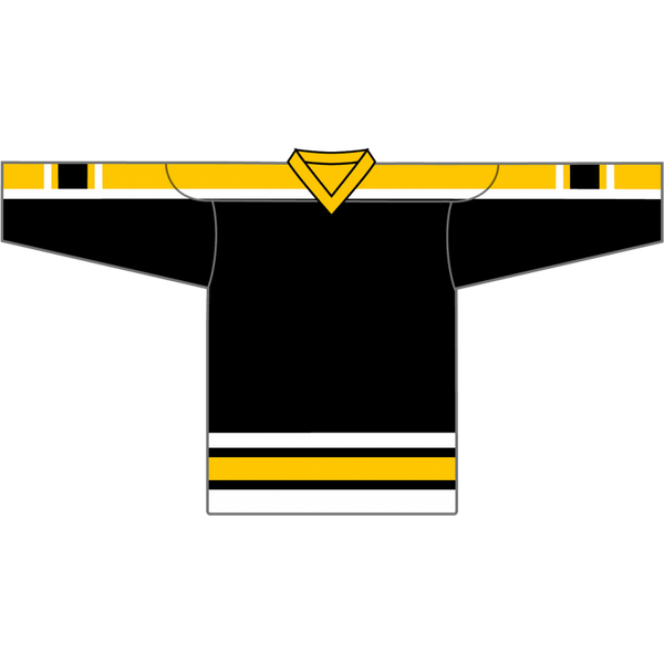 Retro Team Jersey: Boston Bruins 1995 Black - Canadian Jersey Superstore