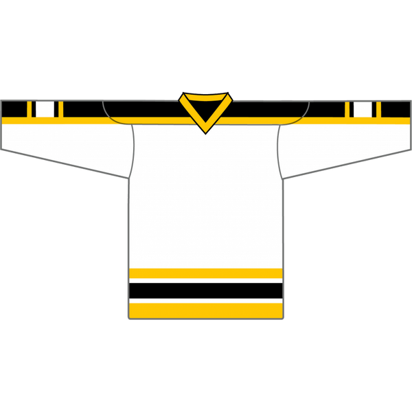 Retro Team Jersey: Boston Bruins 1995 White - Canadian Jersey Superstore
