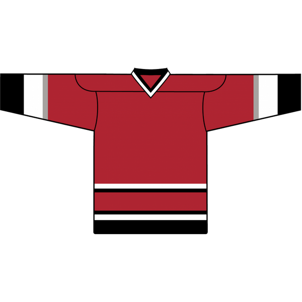 Retro Team Jersey: Carolina Hurricanes 1998 Red - Canadian Jersey Superstore