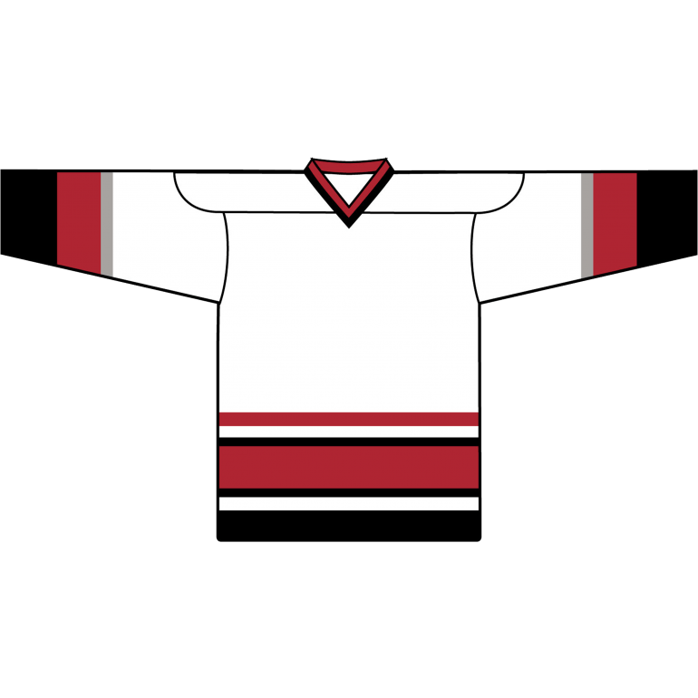 Retro Team Jersey: Carolina Hurricanes 1998 White - Canadian Jersey Superstore
