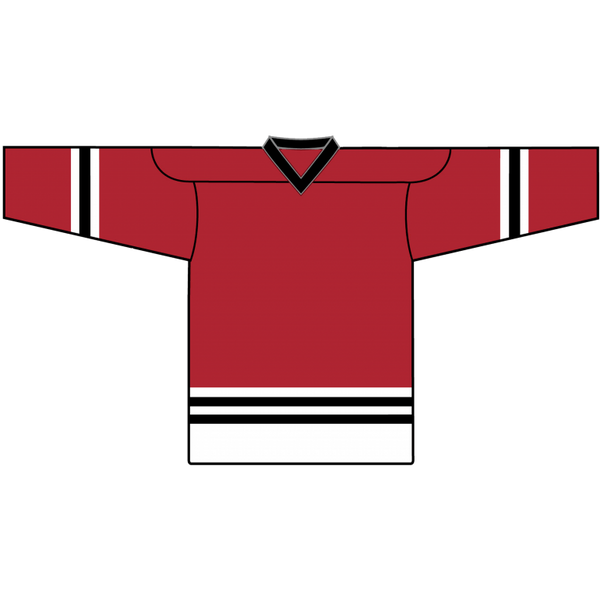 Retro Team Jersey: Chicago Blackhawks Red - Canadian Jersey Superstore
