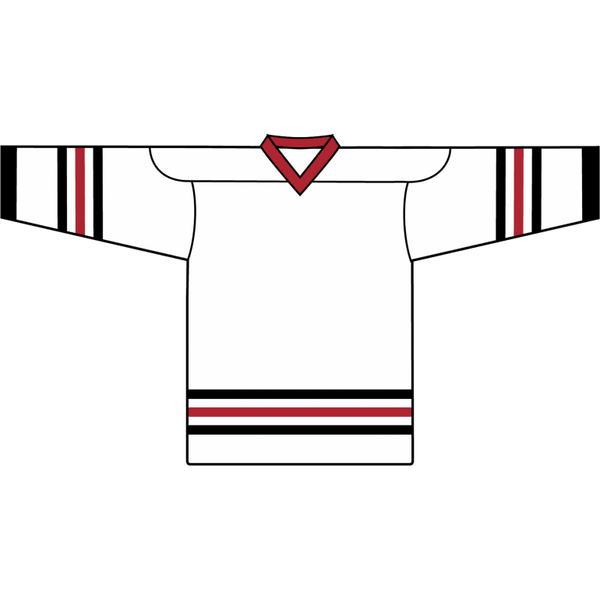 Retro Team Jersey: Chicago Blackhawks White - Canadian Jersey Superstore