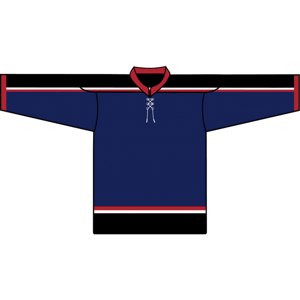 Retro Team Jersey: Columbus Blue Jackets 2003 Alternate - Canadian Jersey Superstore