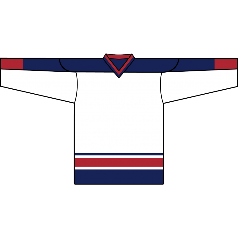 Retro Team Jersey: Columbus Blue Jackets 2000 White - Canadian Jersey Superstore