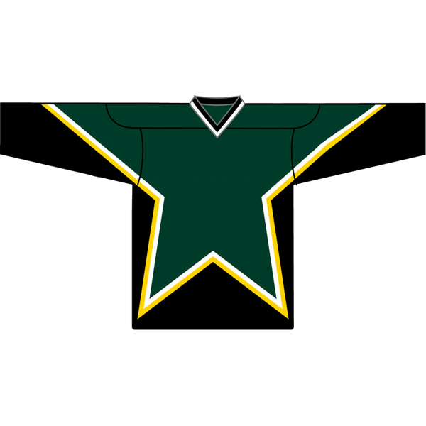 Retro Team Jersey: Dallas Stars 1997 Green - Canadian Jersey Superstore
