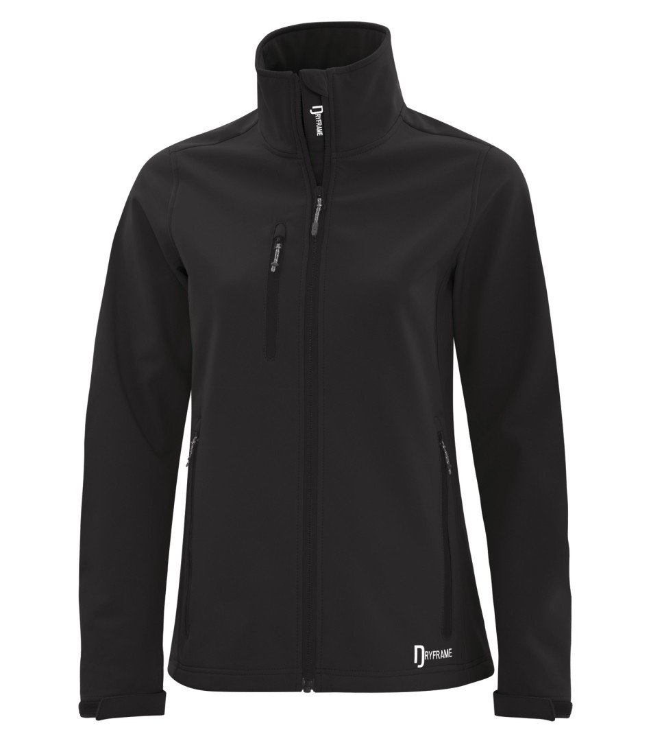 Soft Shell Jacket: Women's Cut Technical