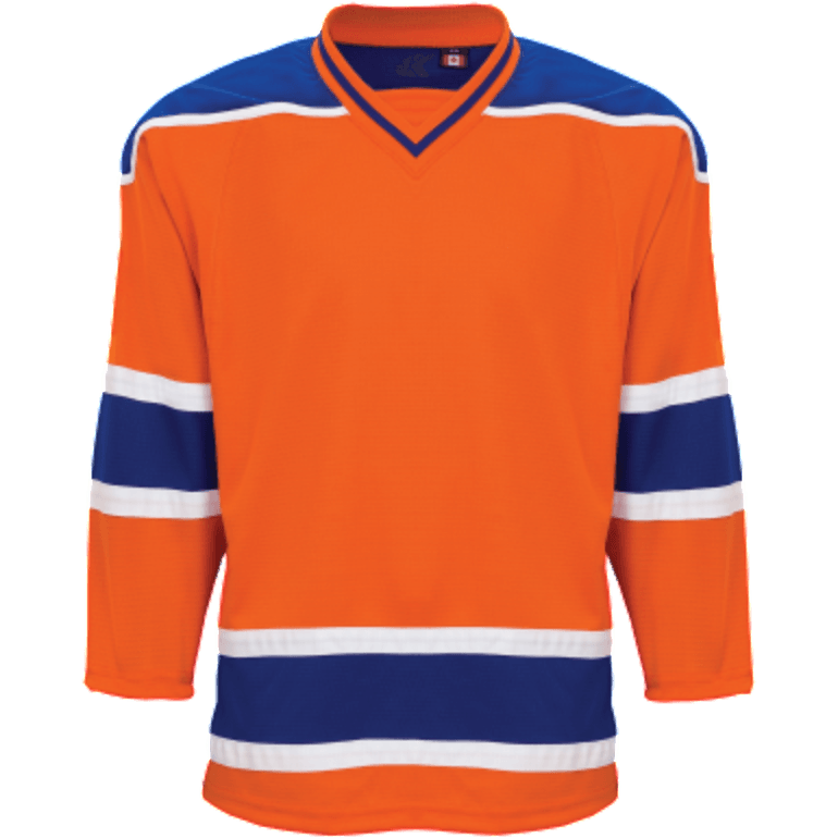 Premium Team Jersey: Edmonton Oilers Orange