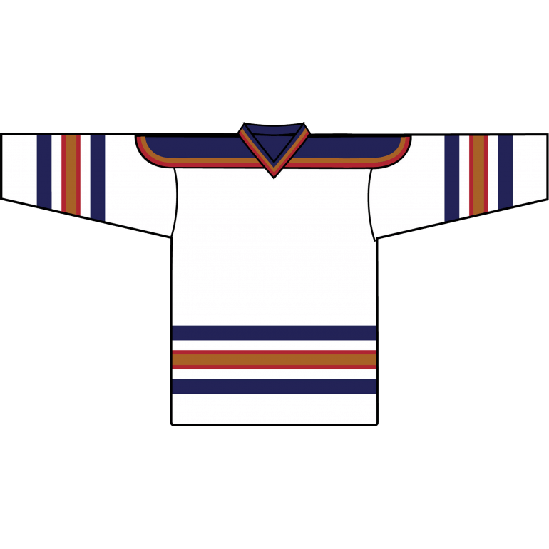 Retro Team Jersey: Edmonton Oilers 1996 White - Canadian Jersey Superstore