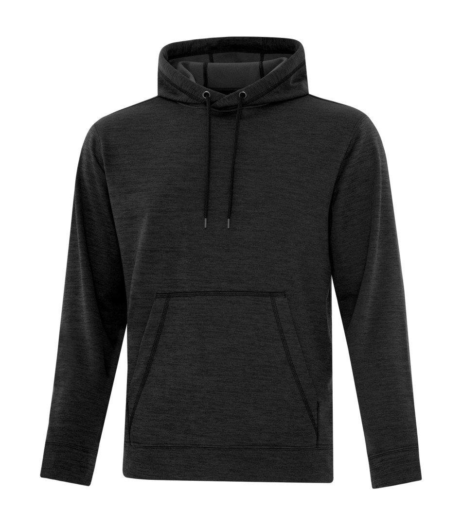 Performance Fleece Sweater:  Men's Cut Premium Colour Variations Heather Pattern