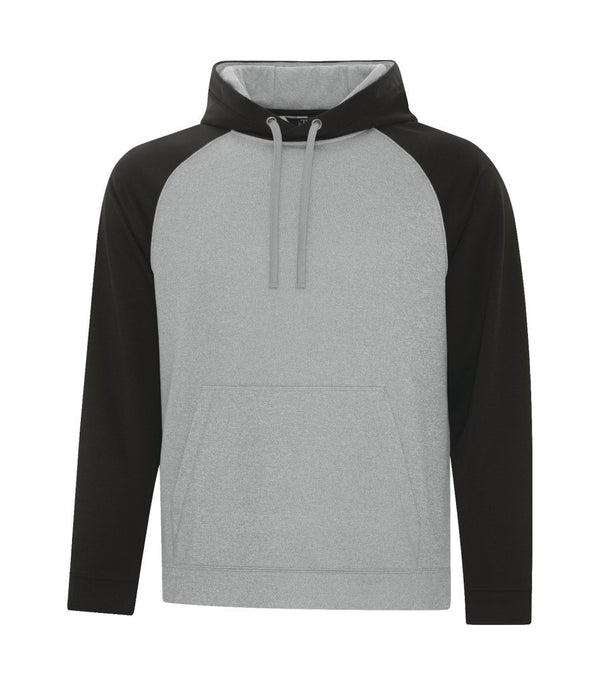 Performance Fleece Sweater: Premium Colour Variations Two Tone
