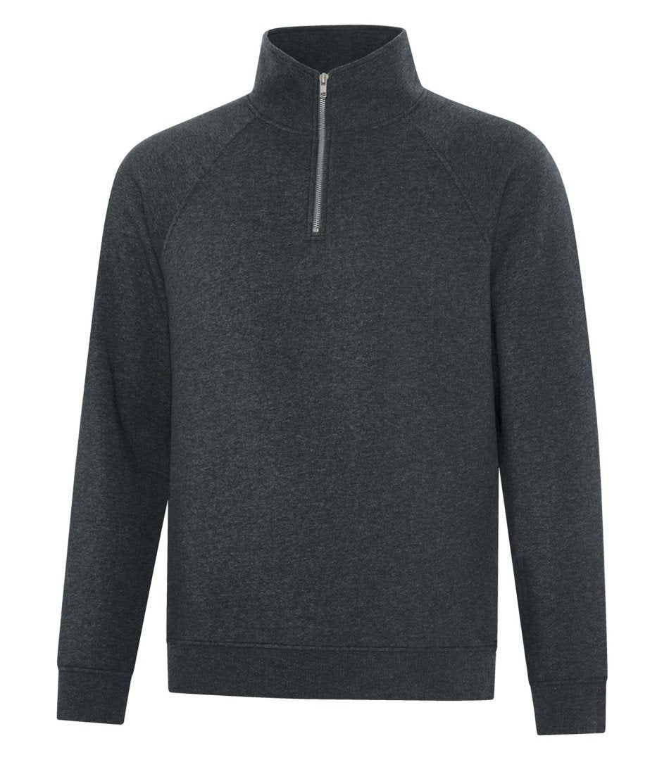 Premium Fleece Sweater: 1/4 Zip